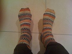 Yet another pair of odd socks
