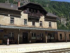 Station in Böckstein