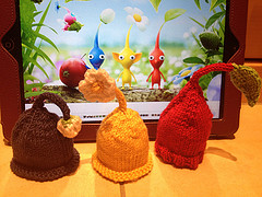 Pikmin Hats